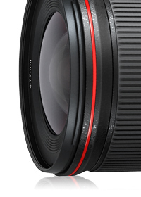 EF 16-35mm f/4L IS USM Detail Image