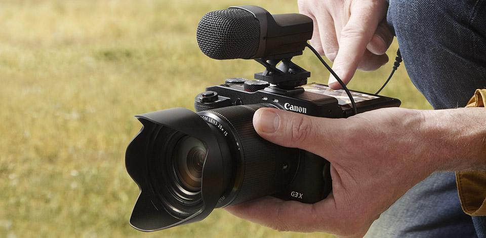 Canon PowerShot G3 X - Canon Цифрові компактні камери PowerShot та ... 46d6f3b2ea930